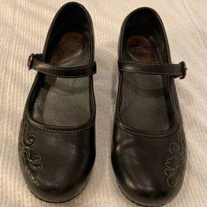 Black Mary Jane Dansko Shoes